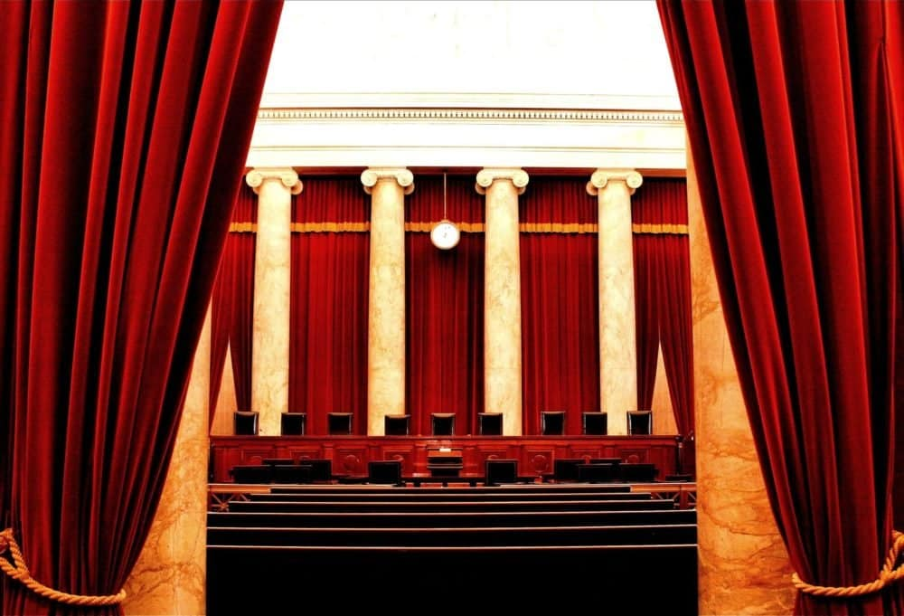 SCOTUS Strikes Down California Donor Disclosure Policy As Unconstitutional 1