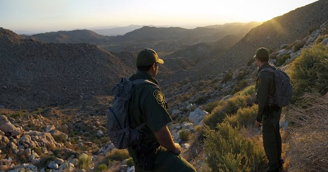 Multiple Migrants Rescued in California Wilderness near Border from Heat Exhaustion 1