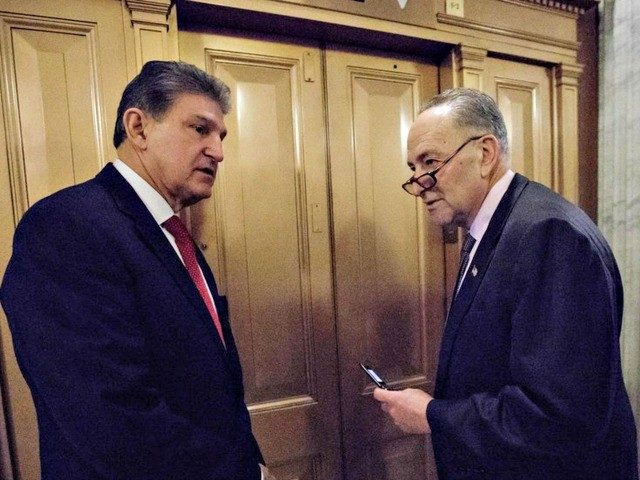 Poll: Joe Manchin to Lose Support Among West Virginians If He Votes for Democrats' Amnesty Plan 1