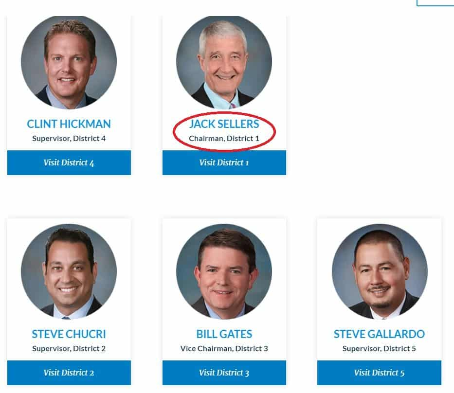 Maricopa County Board of Supervisor Chairman, Jack Sellers, Has Close Ties with China – Is This Why He's Fighting So Hard Against the Senate's 2020 Election Audit in Maricopa County? 1