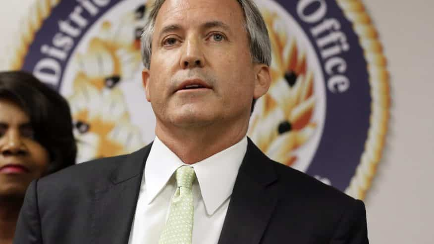 Texas AG Paxton open to 2020 election audit 1