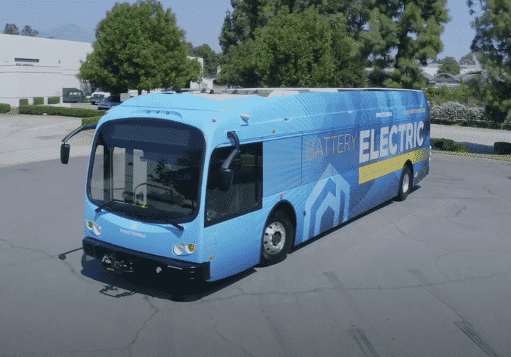 Proterra Bus Fire Prompts California Agency to Consider Shelving Electric Bus Fleet 1