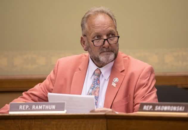 Wis. Rep. Ramthun calls for full forensic audit after 2020 ballot irregularities 1
