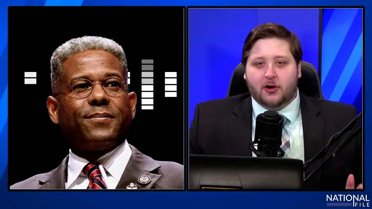 EXCLUSIVE: Allen West Shares BIG NEWS With National File, Talks 2020 Voter Fraud 1
