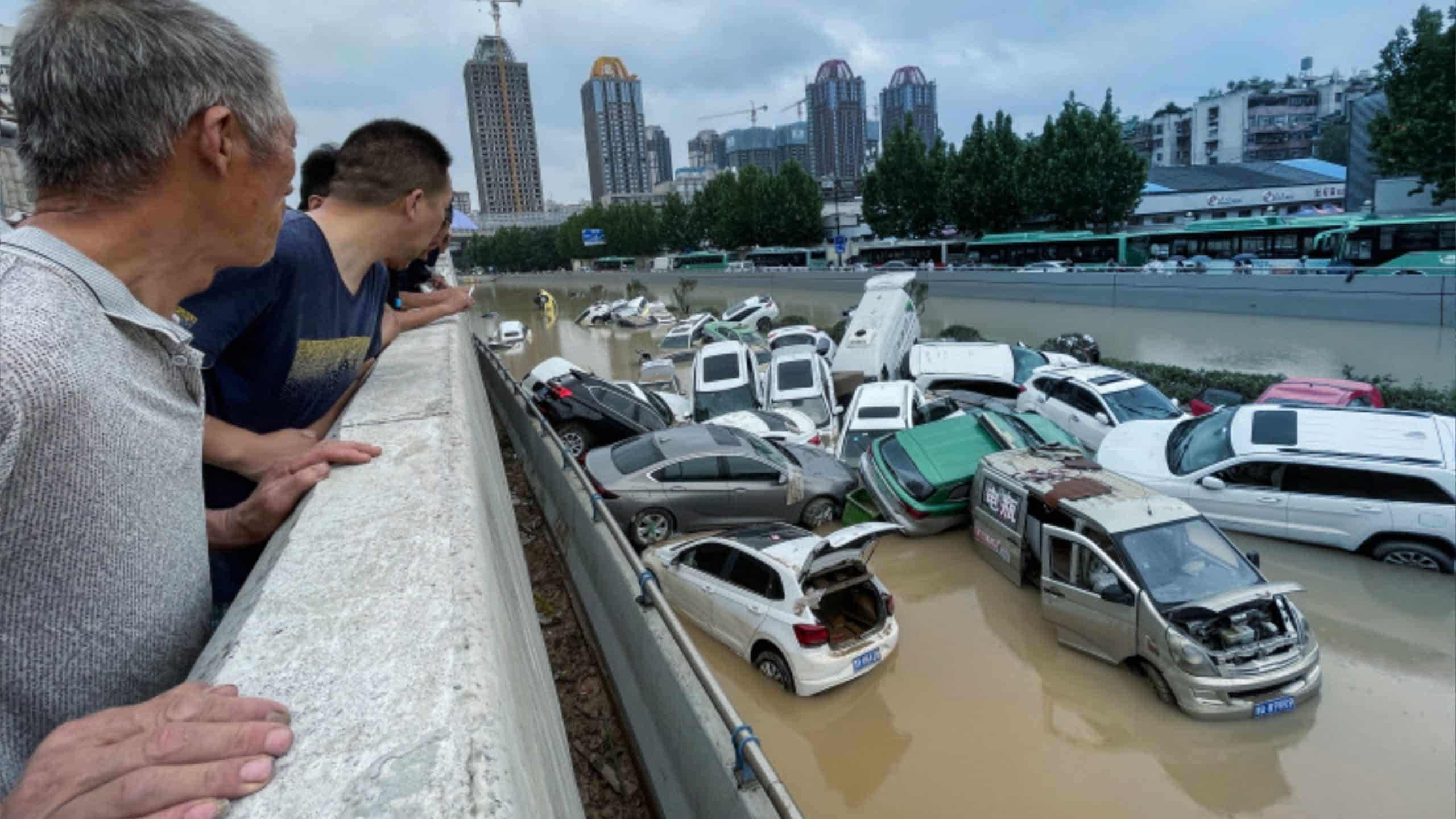As Deadly Flood Ravages Chinese City, Beijing's Censors Go Into Overdrive Suppressing 'Negative Energy' Content 1