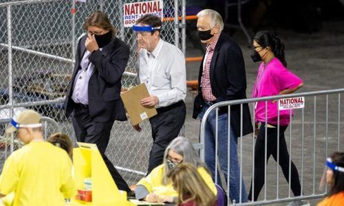 "Arizona Auditors ""Still Waiting"" For ""Missing Items"" Subpoenaed From Maricopa County: Senate Leader 1"