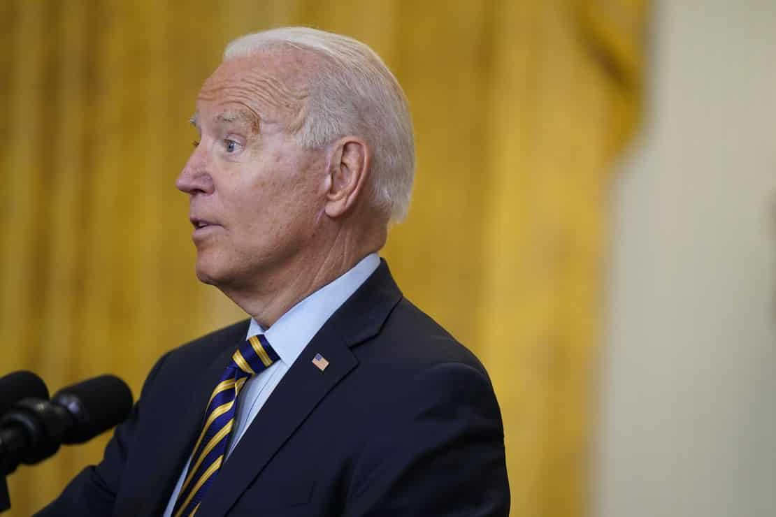 Joe Biden Never Really Had a Honeymoon With American Voters, But Now There's No Doubt It's Absolutely Over 1