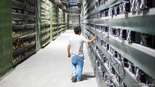 China's Banned Bitcoin Miners Flee In Search Of Cheap Electricity 1