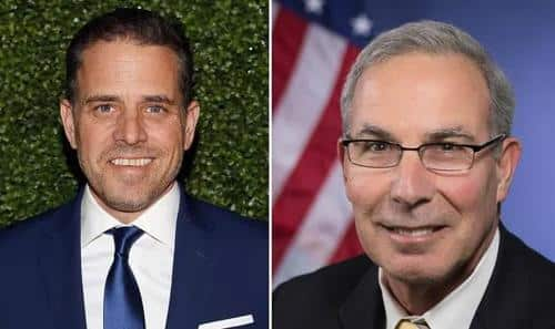 Federal Prosecutor Paused Hunter Biden Investigation Before Election, Shielding Then-Candidate Joe From Public Embarrassment 1