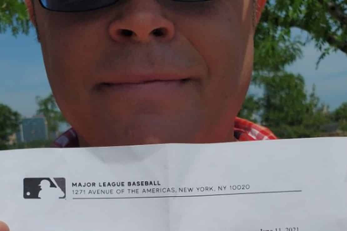 'Trump Won' Flag Man Banned From Every MLB Stadium 1