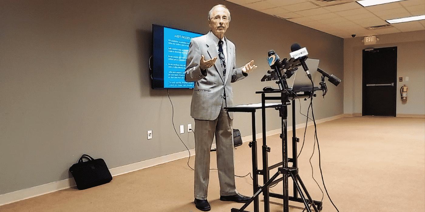 GA. WATCHDOG: Fulton Recount Had 60% Error Rate; 1000s of Fake Biden Votes Found 1