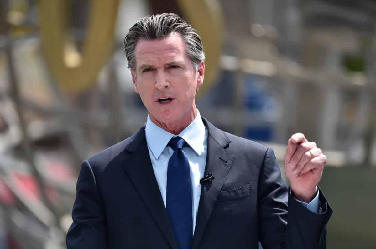 Newsom Can't List Himself as Democrat on California Recall Ballot, Judge Rules 1