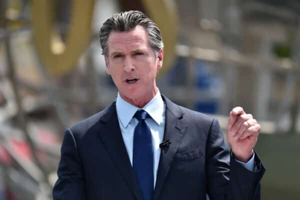Harris to Campaign for Newsom in California's Recall Election 1