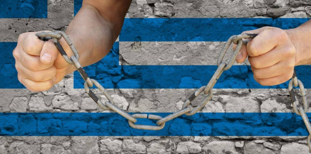 Mass Protests in Greece in Response to Unvaccinated Being Banned From Social Life 1