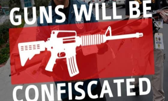 California's Rulers Will FORCE Gun Owners To Pay Annual Taxes and CONFISCATE Guns Of The Non-Compliant 1