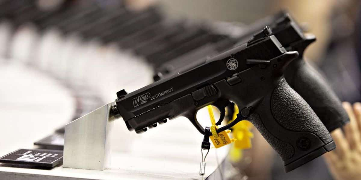 California judge rules shooting victims can sue Smith & Wesson 1