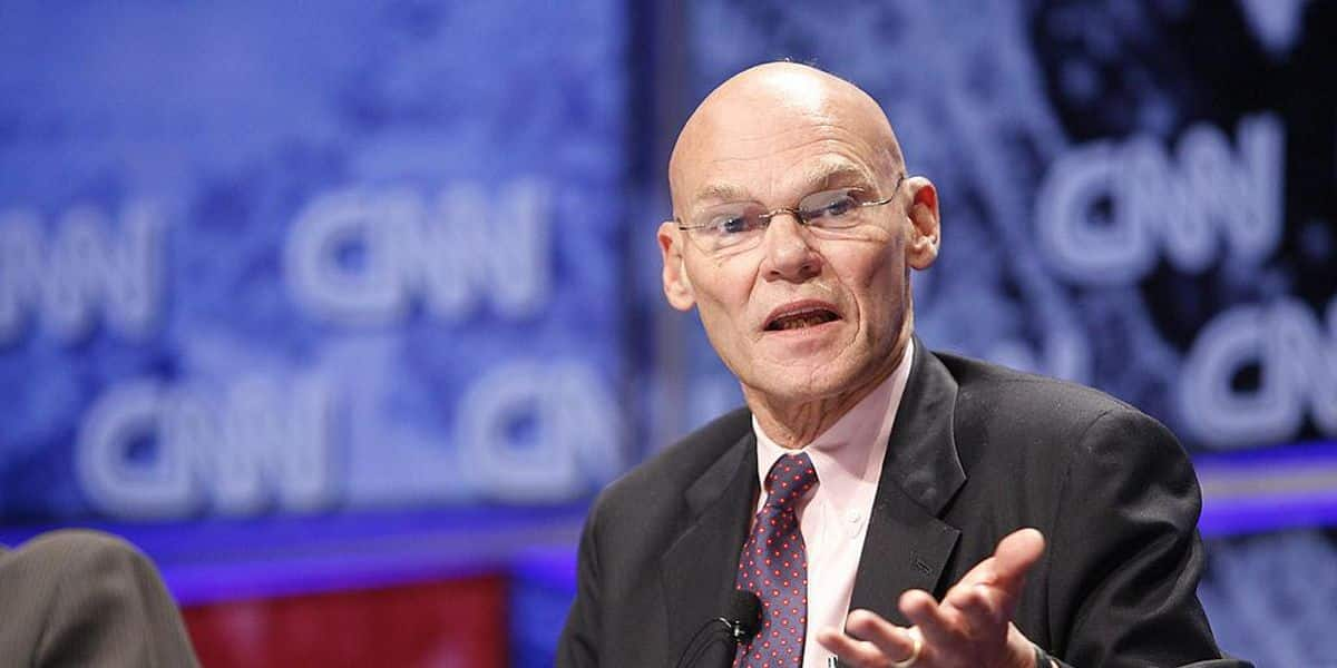 James Carville forecasts ominous future for Democrats who embrace far-left agenda: 'They're not winning elections' 1