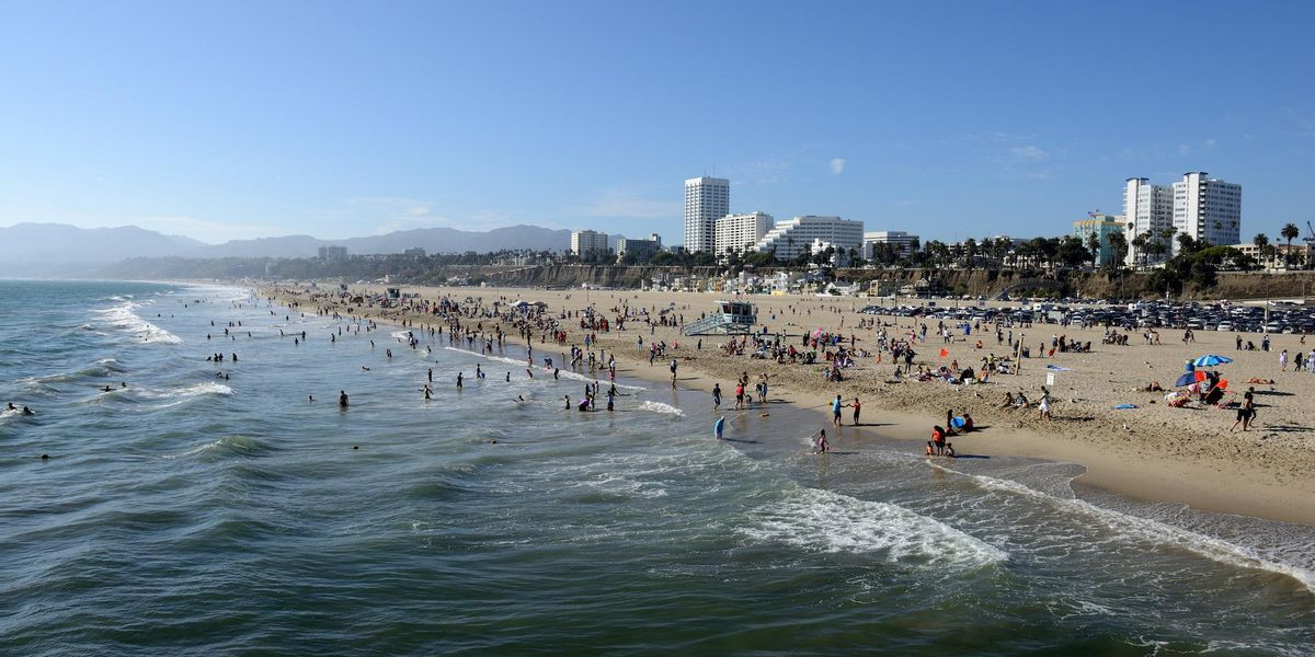 Southern California beaches closed after outage causes spill of 17 million gallons of raw sewage 1