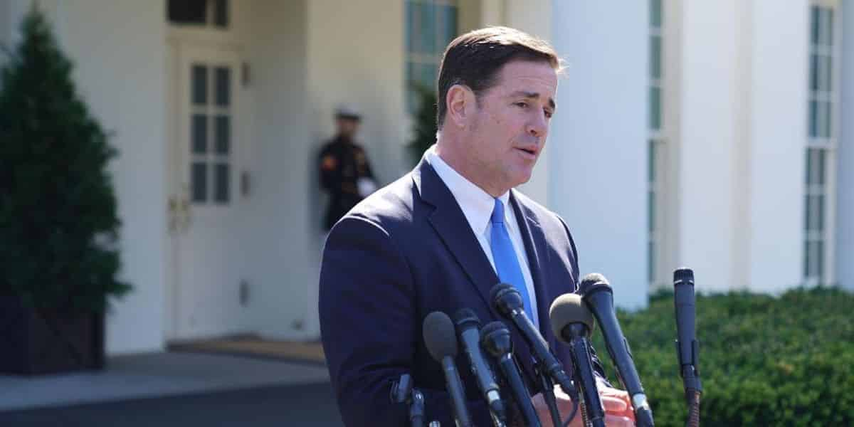 Arizona Gov. Ducey signs bill aiming to prohibit critical race theory training for government employees 1