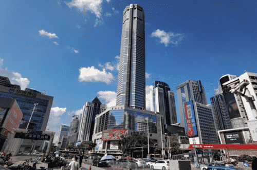 """China Just Banned Its Tallest Skyscrapers After Reports Of """"Unexpected Wobbling"""" 1"""