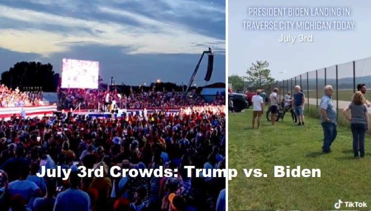 MUST SEE… COMPARE AND CONTRAST: Which Candidate Won the 2020 Election? – Independence Day Edition 1