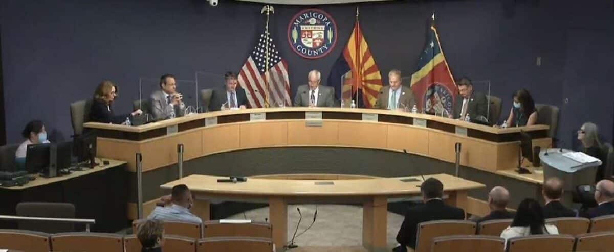 Arizona Senate President: Maricopa County Being 'Coy' on Auditing Certification 1