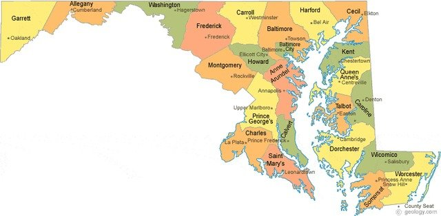 Breaking: Maryland Voter Integrity Group Finds Serious Anomalies in Four Maryland Counties 1