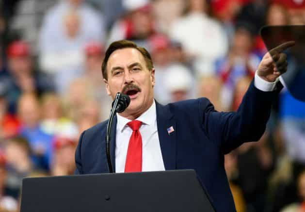 Mike Lindell offering $5M to disprove his 2020 election fraud evidence 1