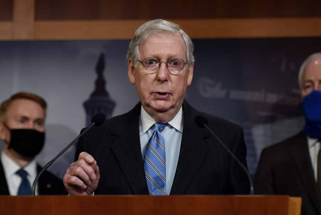 Rep. McConnell: GOP won't vote to raise debt ceiling 1