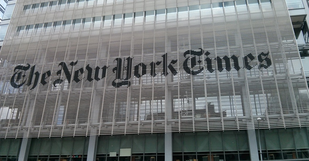 New York Times withholds book about censorship from its bestseller list, thereby proving the book is more important than ever 1