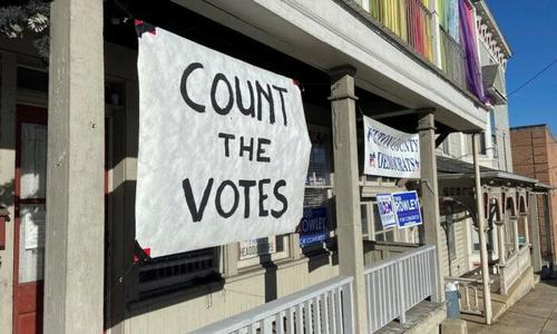 Pennsylvania Decertifies County's Voting System, Cites Violation Of Election Code 1