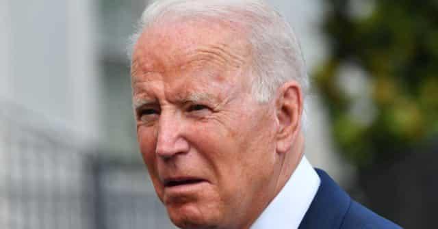 Poll: Majority of Voters Disapprove of Joe Biden's Job Performance 1
