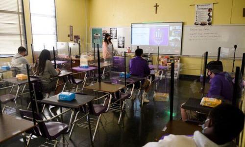 California Parents Are Pulling Children From Public Schools 1