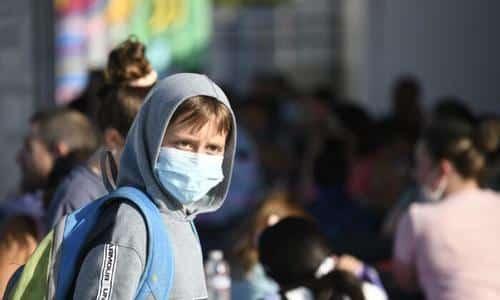 Two Parent Advocacy Groups Sue California Gov. Over COVID-19 Mask Mandate for School Children 1