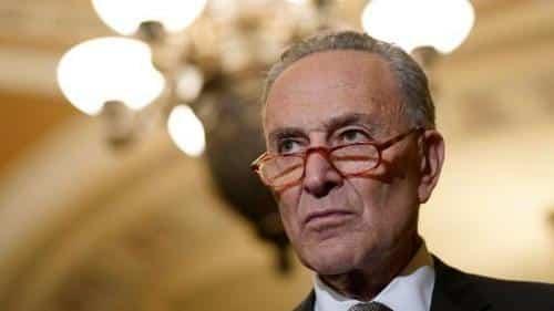 Senate Republicans Set To Short-Sheet Schumer's Infrastructure Vote 1