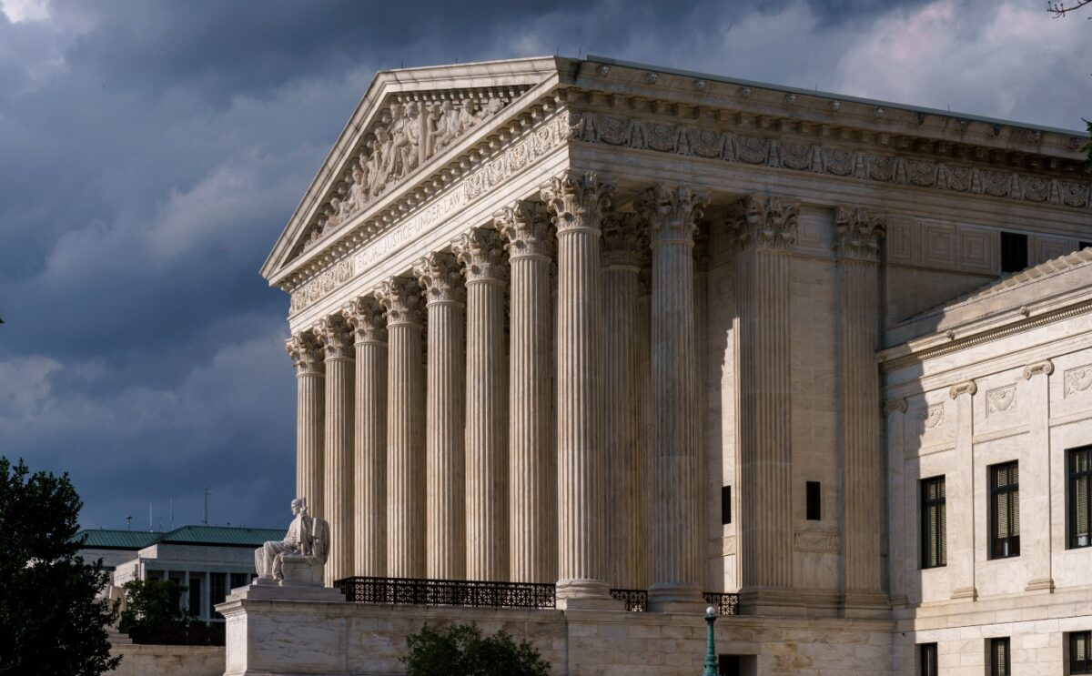 Supreme Court Backs Conservatives Against California Donor Disclosure 1