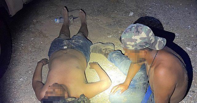 One Migrant Dead, Nine Rescued in Arizona Desert near Border 1