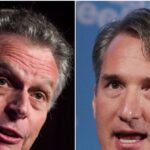 Poll: Dead Heat for McAuliffe and Youngkin in Virginia Governor's Race 3