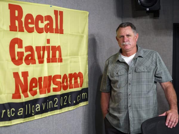 Newsom Recall Backers Sue to Block Framing of Effort as 'Republican Takeover' of California 1