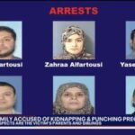 Arizona: Muslim Family Tries To Kidnap Woman With Non-Muslim Boyfriend For Honor Killing 13