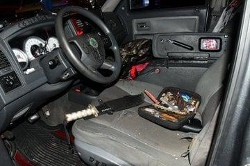 California Man Arrested Near U.S. Capitol With Bayonet and Machete in Pickup Truck 1
