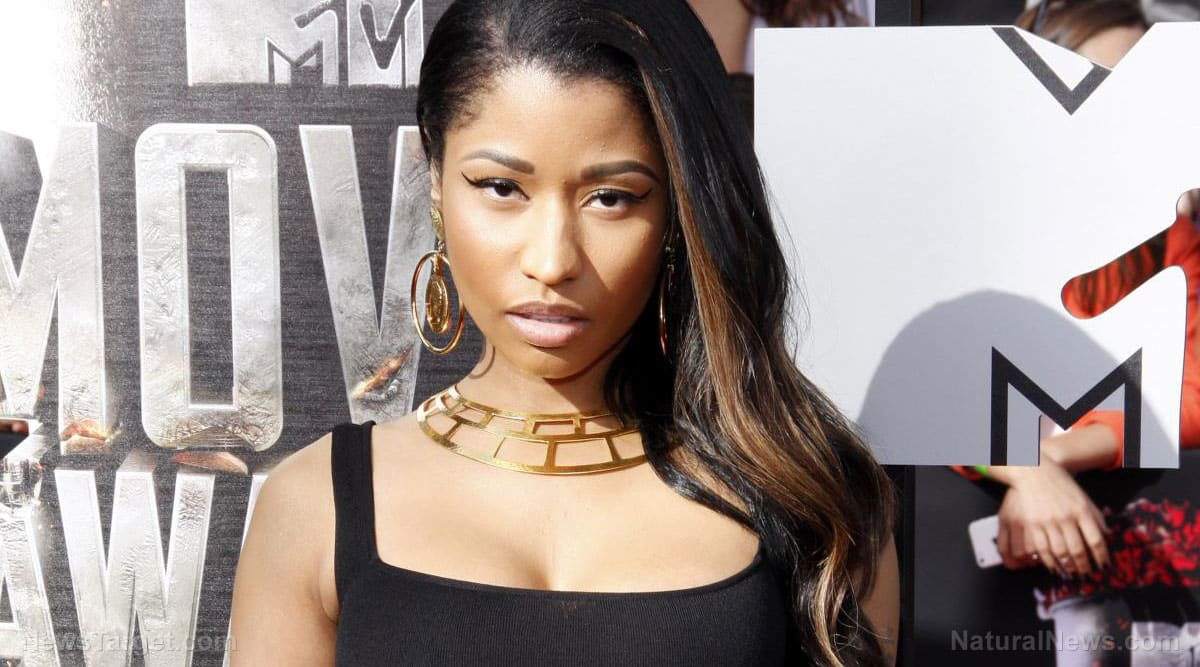 Nicki Minaj: 'Open your f**king eyes' to COVID censorship, Twitter ban is 'making me think' that 'there's something bigger' going on 1