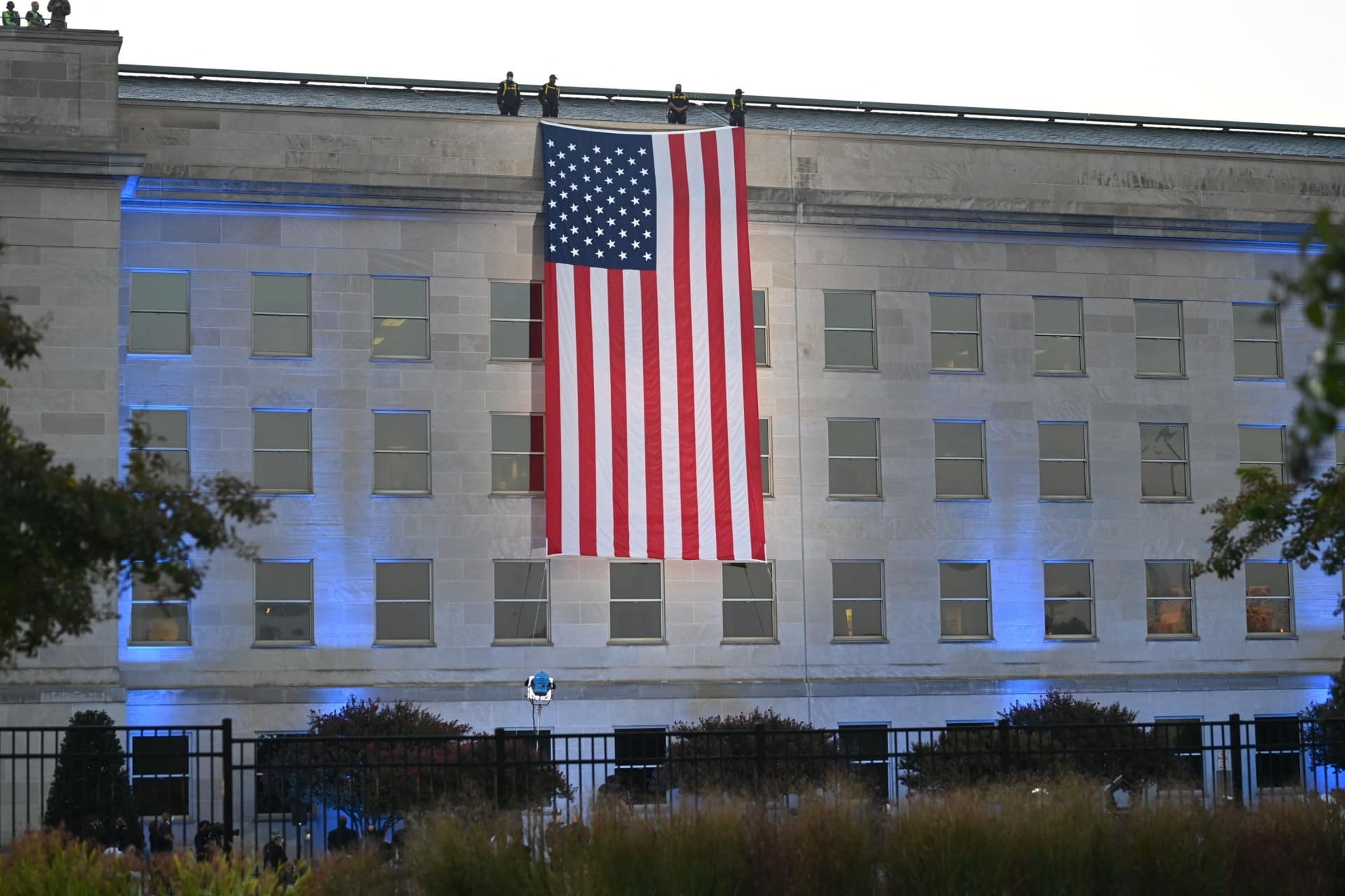 Washington School Banned 9/11 'Red, White, Blue' Tribute as 'Racially Insensitive' 1