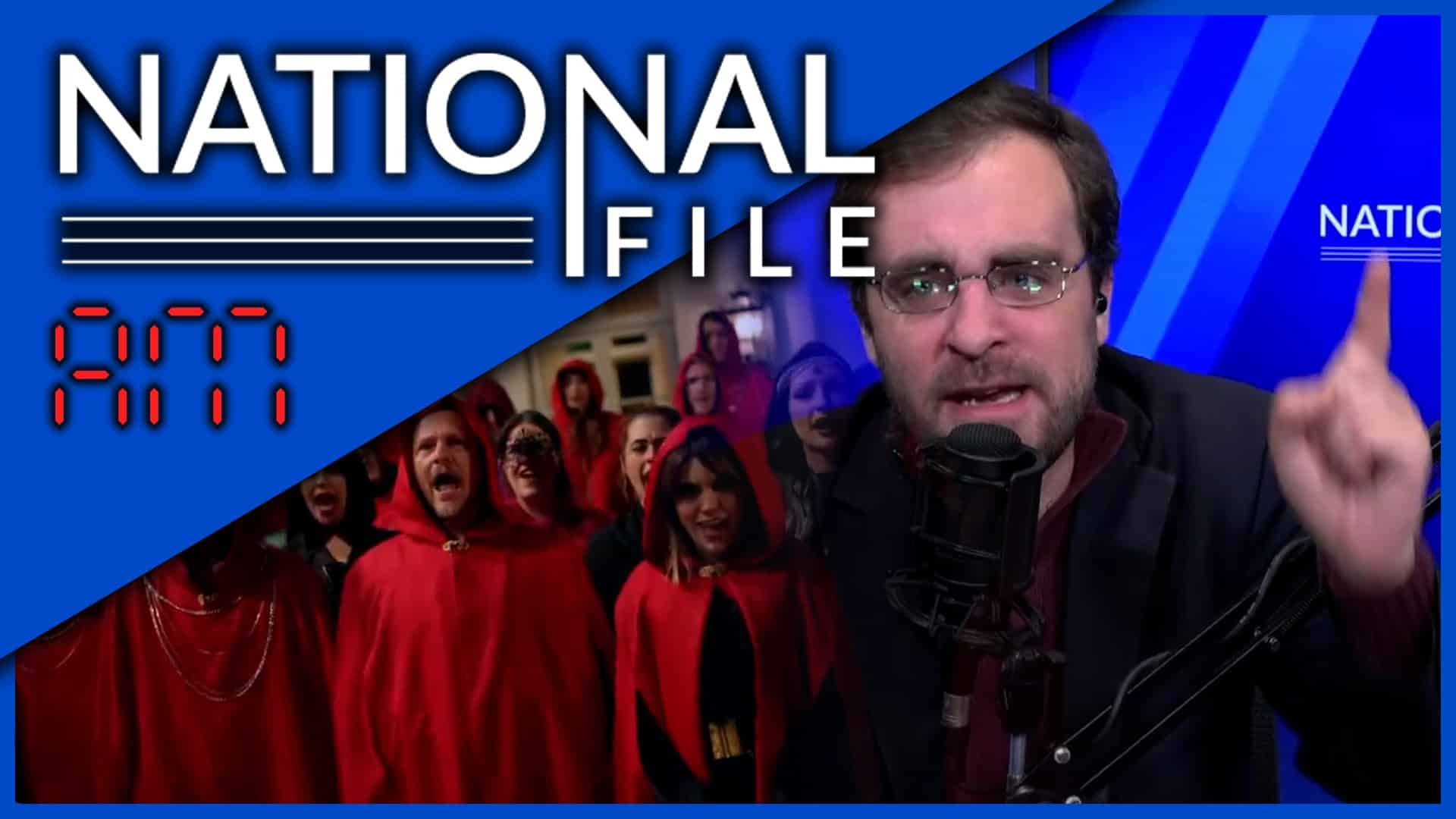 NFTV's MORNING: California Election Day & The Satanic Elites Exposed 1