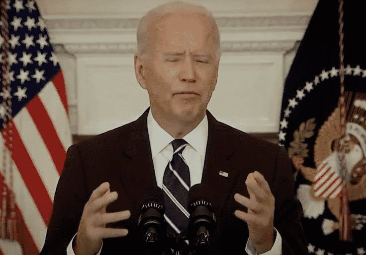 Poll: Voters Oppose Biden's Vaccine Mandate 1