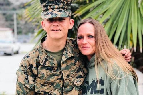 Mother Of U.S. Marine Killed In Kabul Attack Censored By Facebook 1