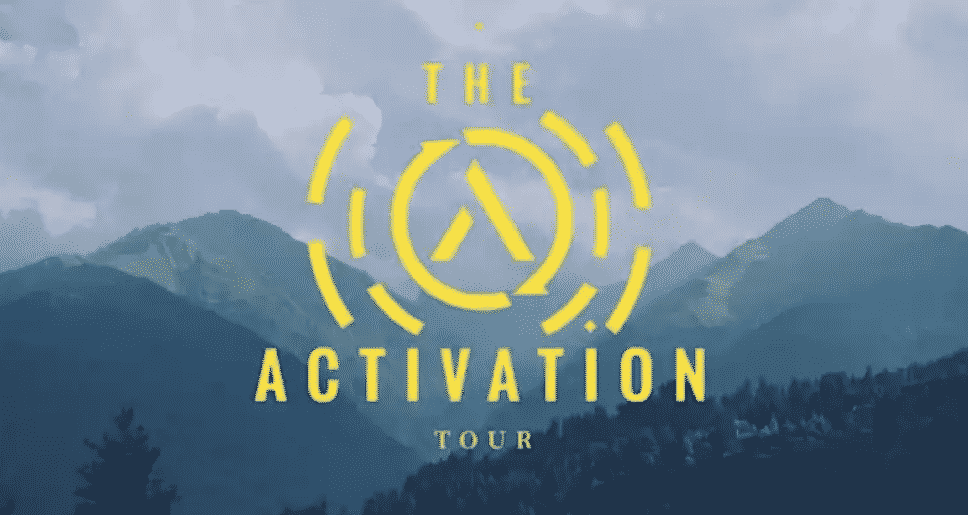 The Activation Tour Week 3: California 1
