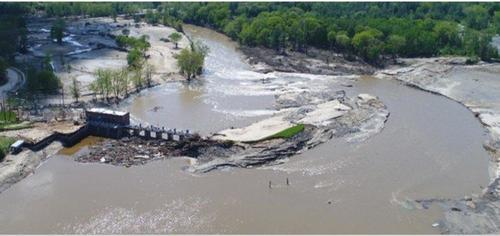 Ignored Warnings, Deferred Maintenance Caused Michigan Dams To Collapse 1
