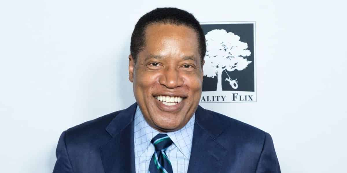 California gubernatorial recall election candidate Larry Elder accused of being 'a soldier for white supremacy' 1
