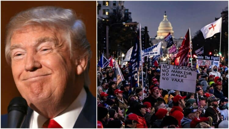 Fake News Media Freaks Out Over Grassroots Republican Uprising Against Election Fraud 1